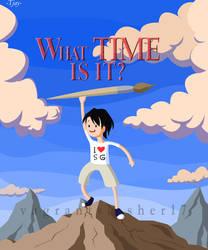 It's Art-Venture Time!! by vagrantslasher17
