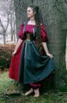 Sister Gypsy by VertFey