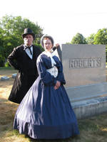 Ghosts of the Roberts by VertFey