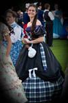 The Highland Ballgown