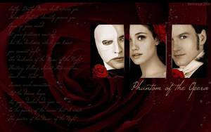 Phantom of the Opera by tiannangel