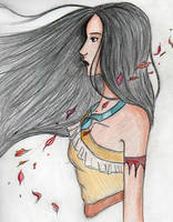Pocahontas by tiannangel