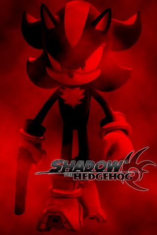 Custom Shadow IPhone Wallpaper By Comic Master