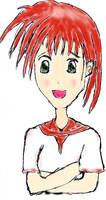 Hoppouno Momiji by evilgamer13