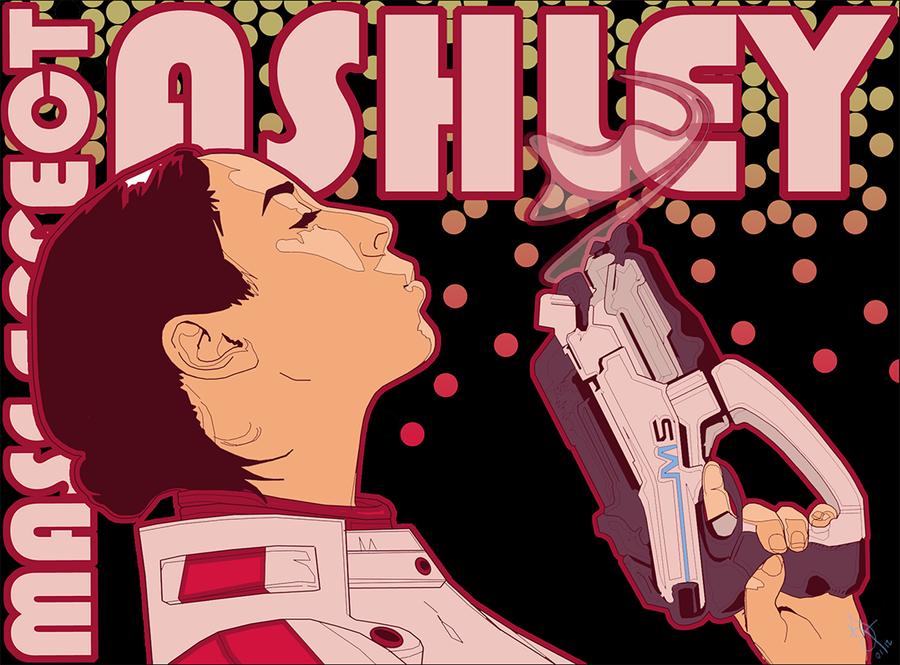 ME: Ashley Williams by Katsetta