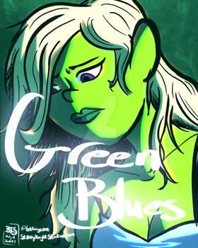 Green Blues
