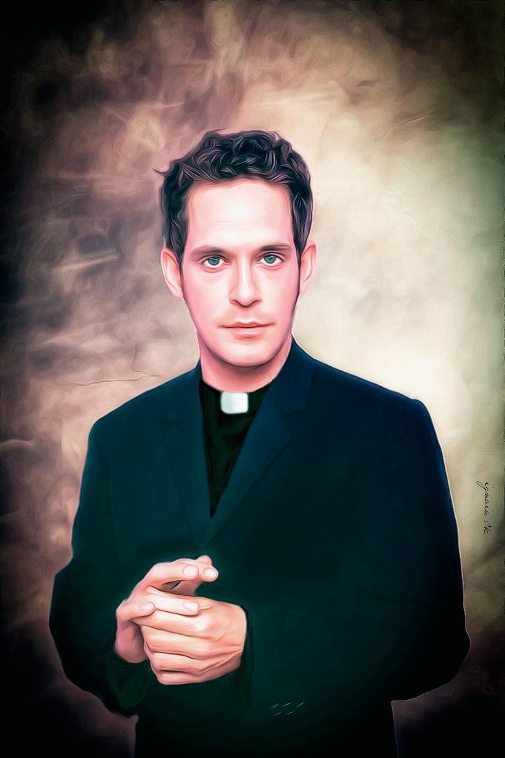 Rev -  Adam Smallbone by ignaciaOK