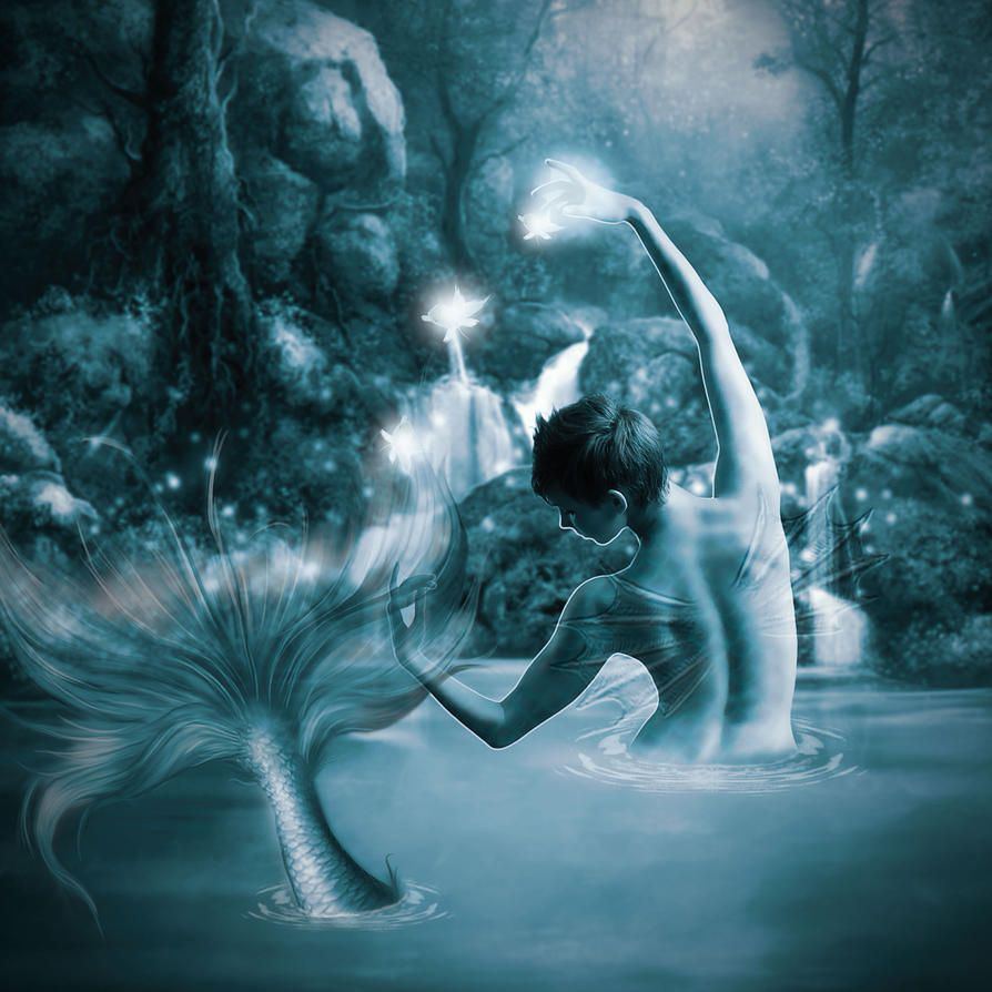 Magic Lagoon by ChimeraArtz