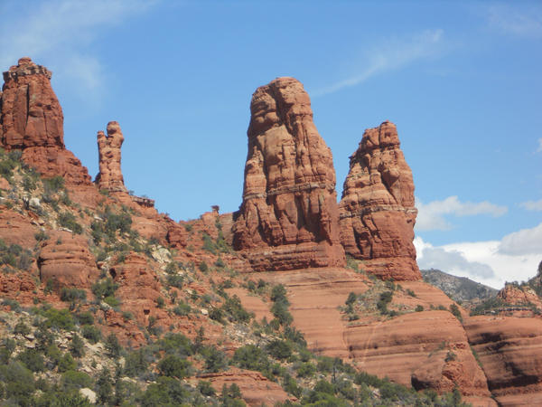 Sedona Red Mountains 2 by ChimeraArtz