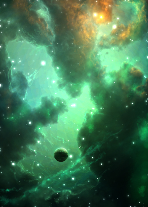 Nebula Practice 8 Paintover By Cosmicspark by ChimeraArtz