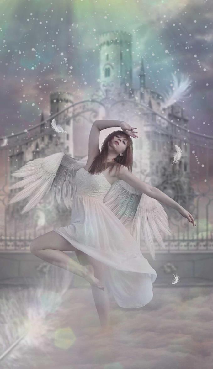 Angel Of Valhalla by ChimeraArtz