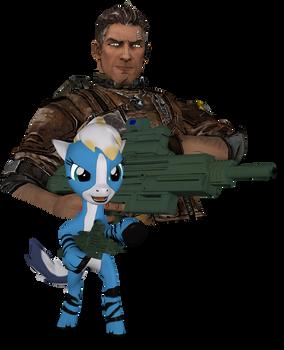 Pony Vault Hunters - Shini