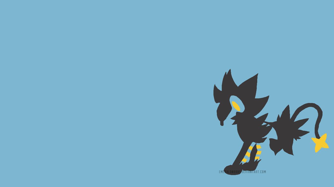 Pokemon Luxray Wallpaper Images | Pokemon Images