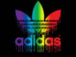 Adidas Spectrum Paint Drips