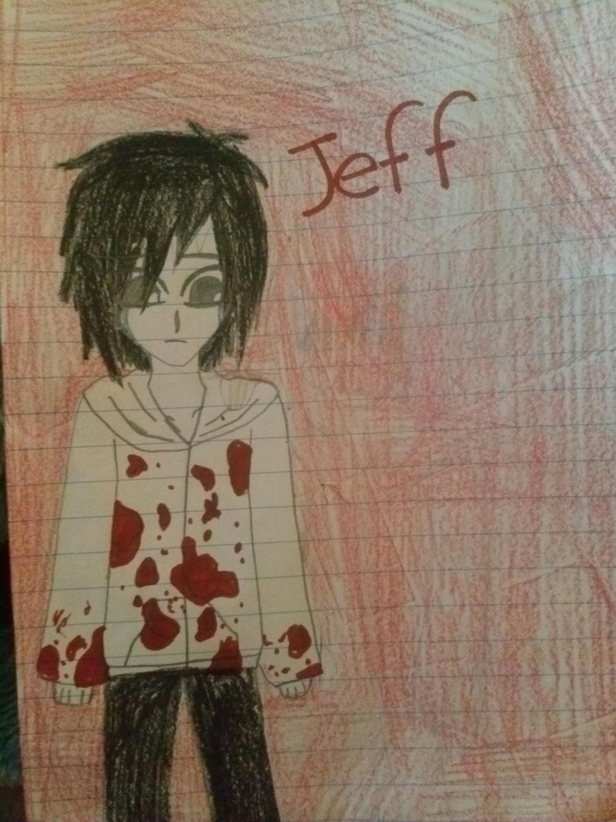 Jeff the killer by KanadeAkatsuki