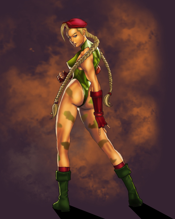 Com Cammy by Master-Commission