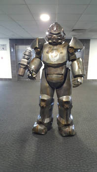 Fallout T-51 power armor