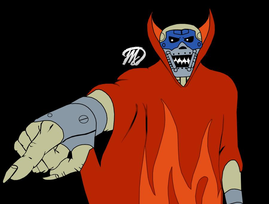 Prime Evil by draxamita
