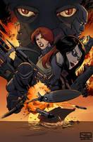 G.I. Joe Poster by VinceLee