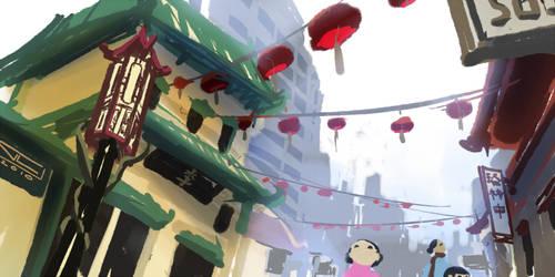 'Lanterns'
