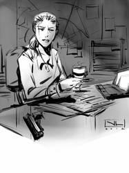 Tara sketch