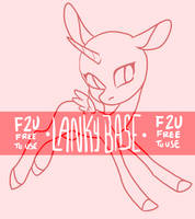 Lanky base F2U