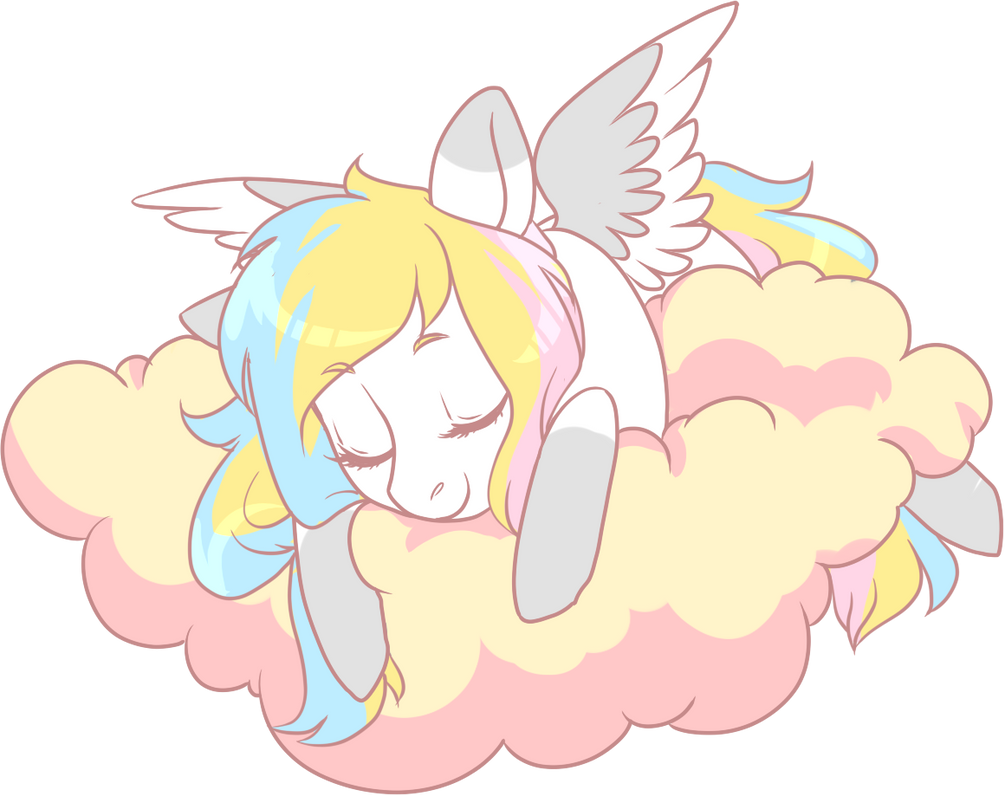 Etheral Cloud [Completed YCH]