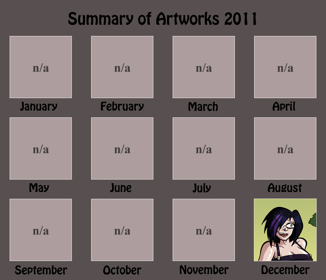 Summary 2011 by ReallyAngry