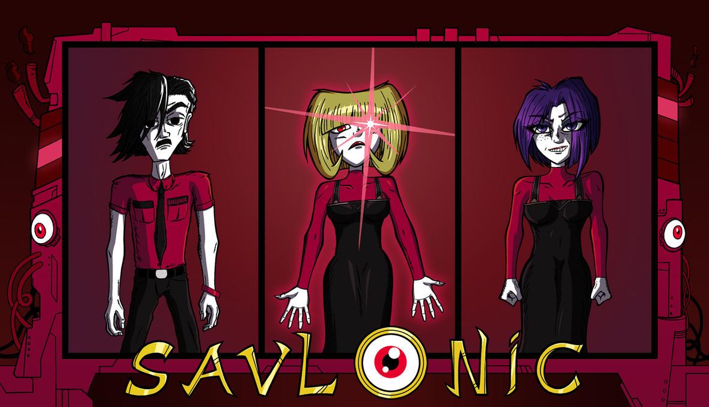 Savlonic Fanart by ReallyAngry