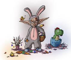 Angry Easter 2015