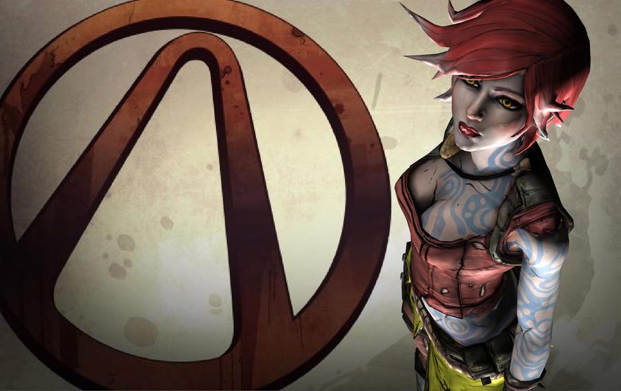 XNA Borderlands 2: Lilith by jeux422