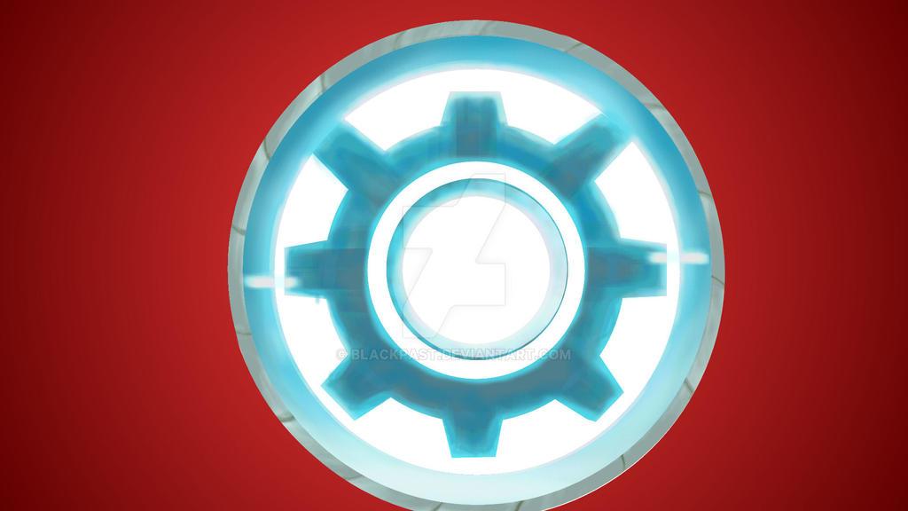 Iron Man Arc Reactor by BlACKPAST on DeviantArt