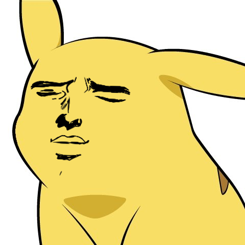 Pikachus Special Face Xd By Epitaph Of Silence On Deviantart