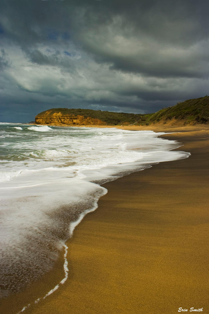 Bells Beach by engridearty