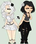 OC {Fan Art} Yin And Yang