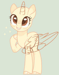 :: Mlp Base :: Happy Pone by Nocturnal-Moonlight