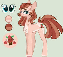 :: AstralVerse :: Vanilla Cupcake by Nocturnal-Moonlight
