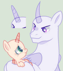 :: Mlp Base :: Your face is ugly by Nocturnal-Moonlight