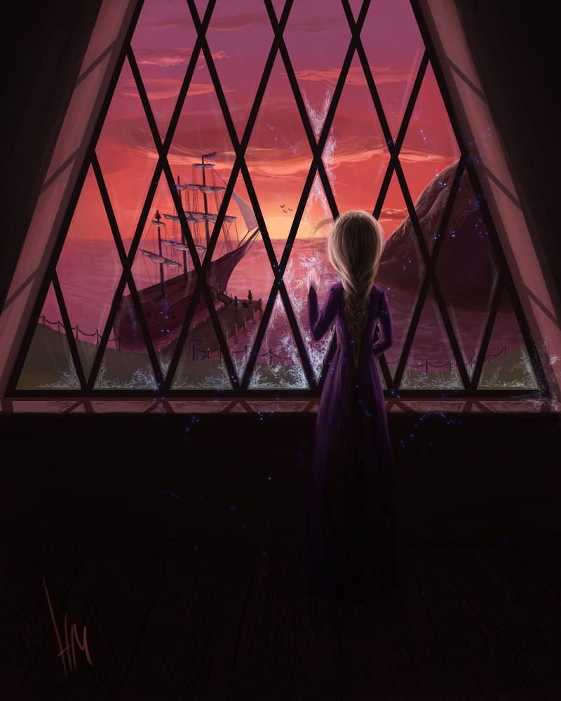 Goodbye forever (Frozen) by Zheltkevich