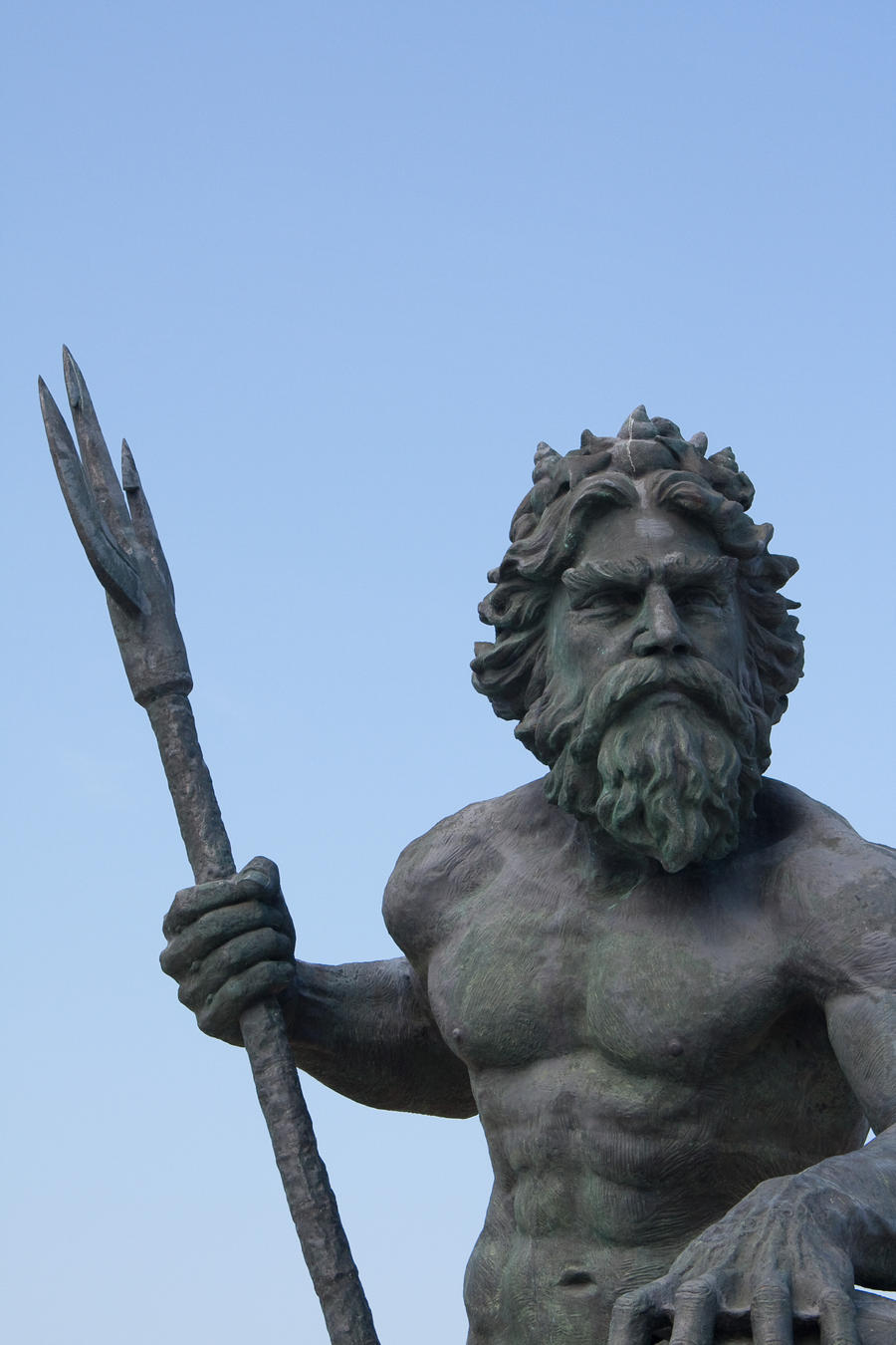 King Neptune Statue 2 by MartyCASH on deviantART