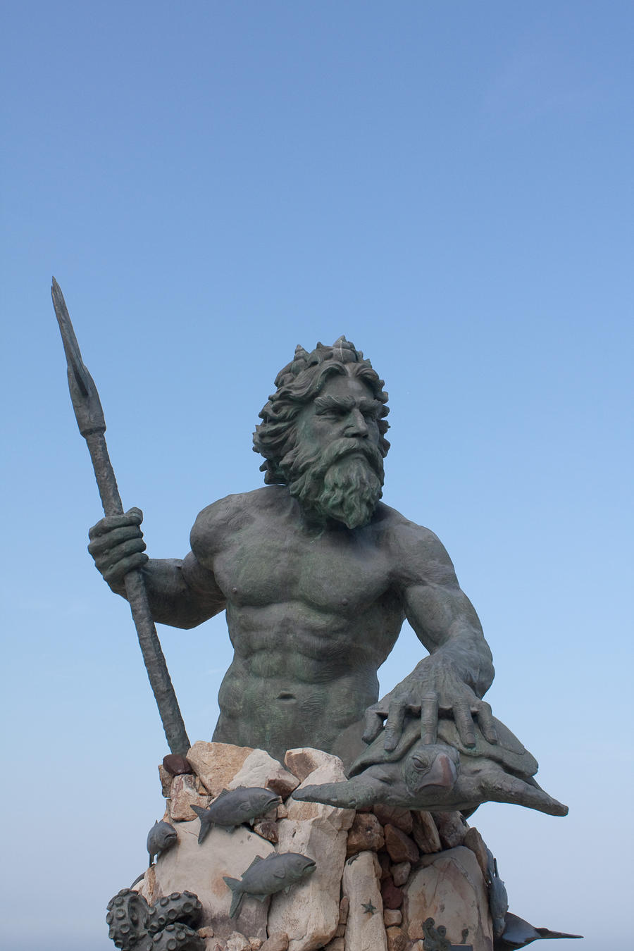 King Neptune Statue 7 by MartyCASH on DeviantArt