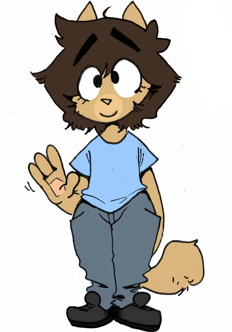 Tabby by DeathNugget-Afro