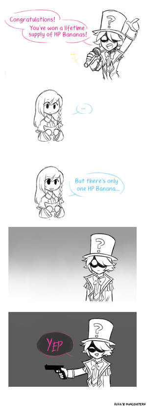 [ Miitopia ] Lifetime Supply