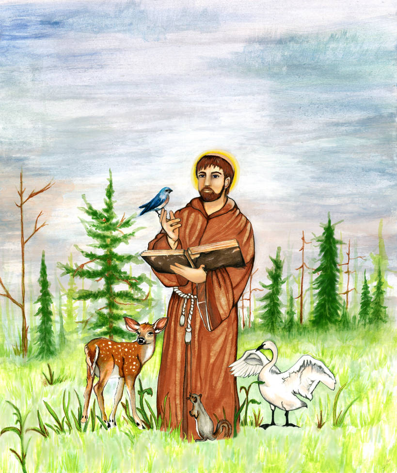 On This Lovely Day: St. Francis of Assisi