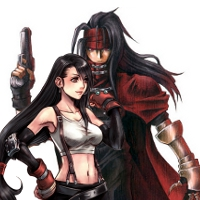 Tifa and Vincent by nasiamarie88