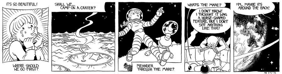 Moon Marauders #9
