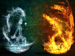 A War Between Fire n Water