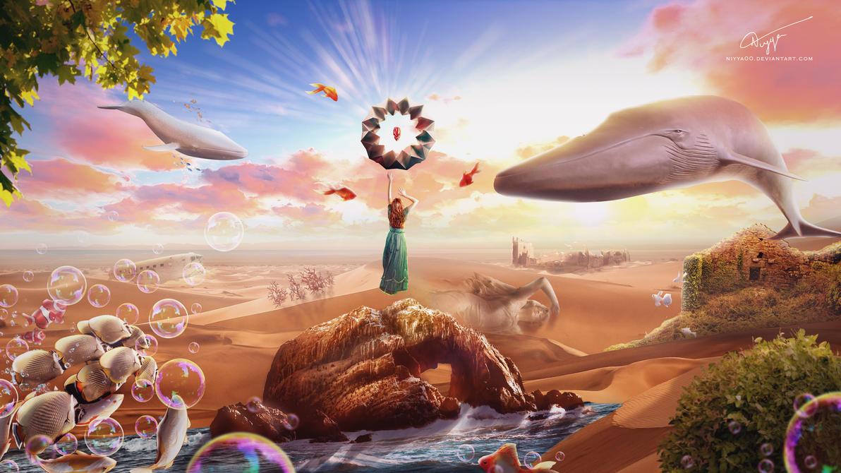 The Land of Dreams by niyya00