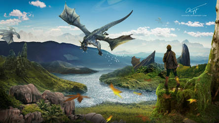 The Land Of Dragons