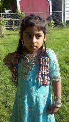 Pakistani Princess by AnikaStewart
